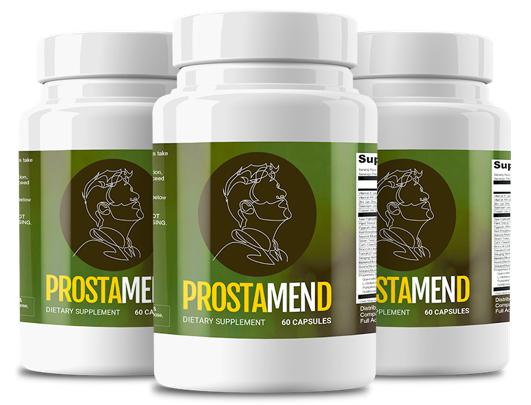 ProstaMend Reviews Supplement Capsules pills