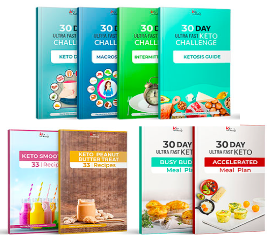 30 Day Ultra Fast Keto Challenge Reviews
