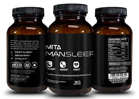 Man Sleep Supplement Reviews