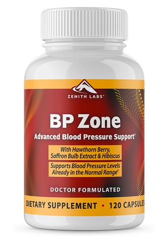 Zenith Labs BP Zone Reviews
