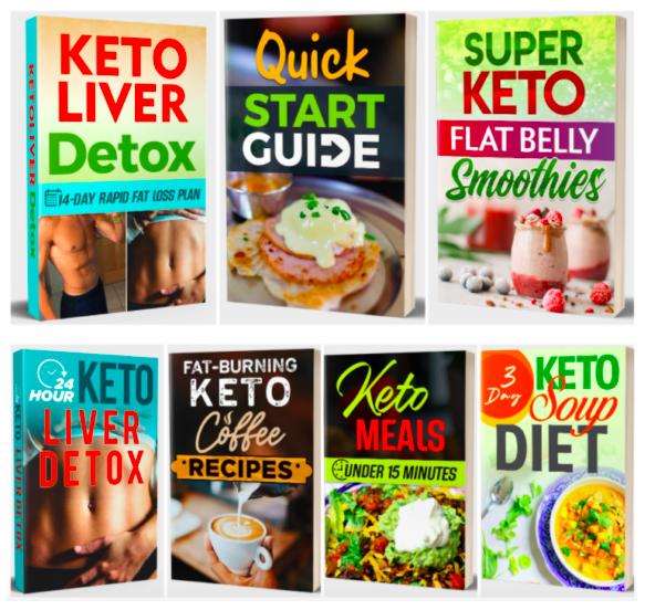 The 14-Day Keto Liver Detox Book Reviews