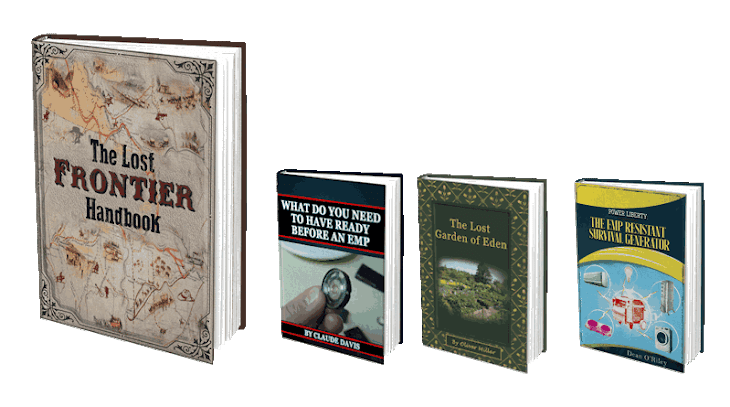 The Lost Frontier Handbook pdf