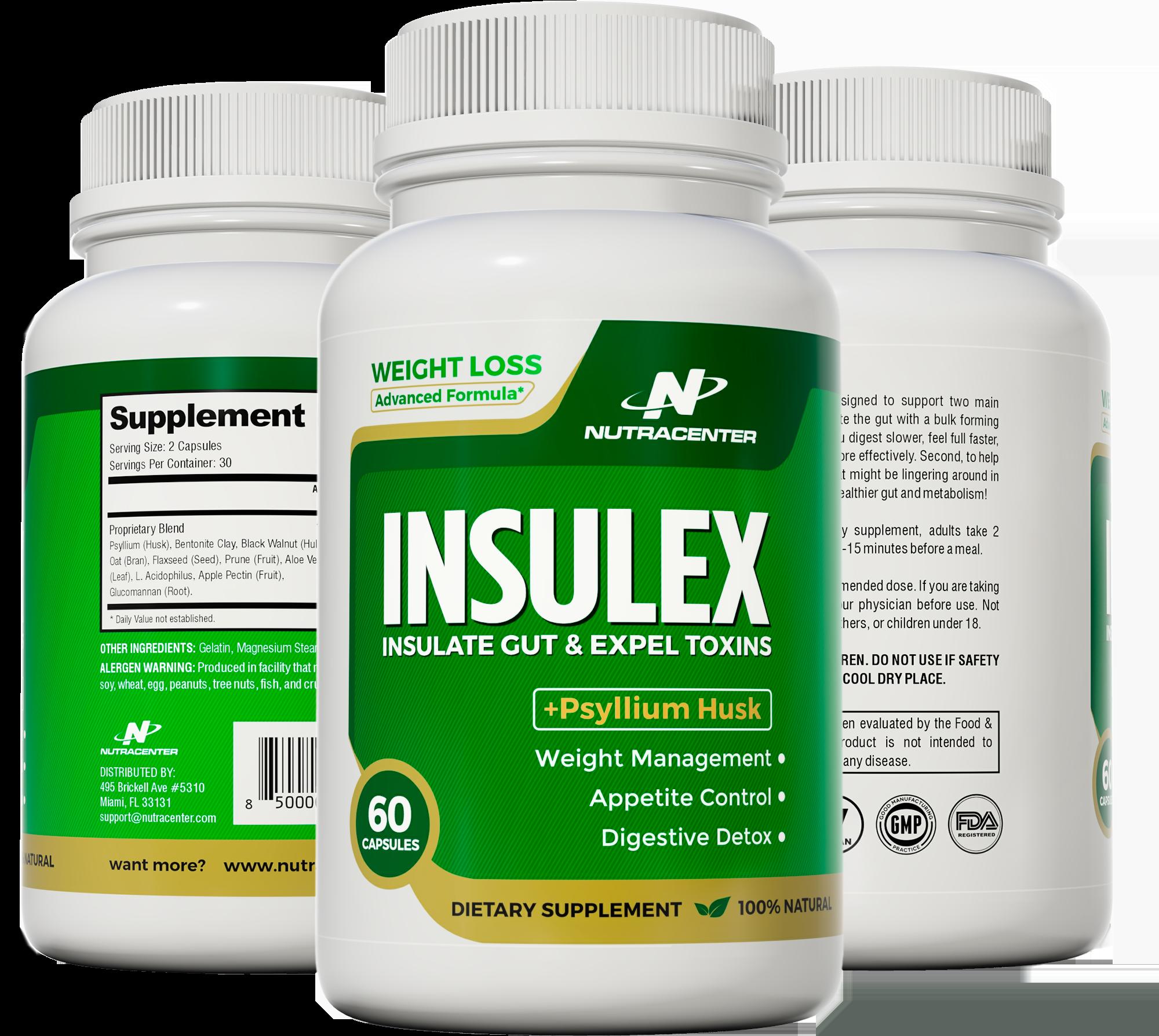Insulex Supplement