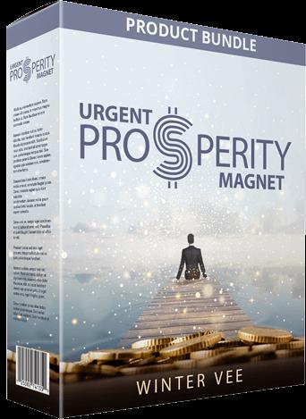 Urgent Prosperity Magnet Book