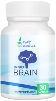 Legacy Nutraceuticals Natura Brain Supplement