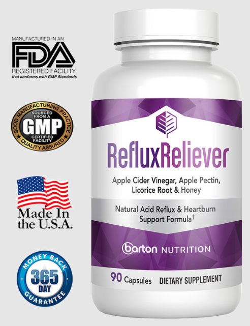 Reflux Reliever Reviews
