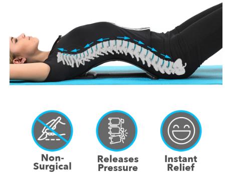 The SpineRelief Stretcher